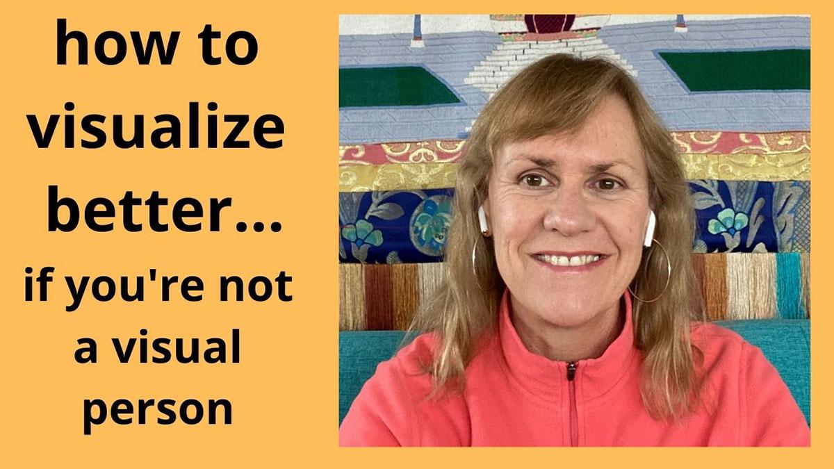 How to Visualize Better — Yolanda O'Bannon